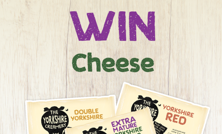 Win Cheese with #ToastieTogether