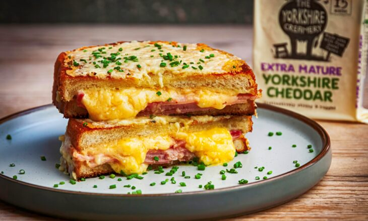 Ham and Cheese Toastie – The Nation's Favourite