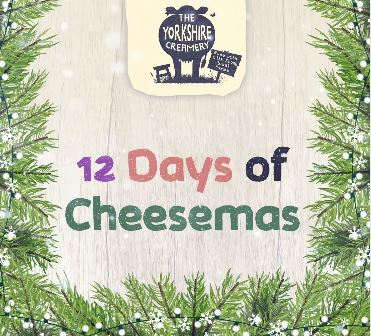12 Days Of Cheesemas